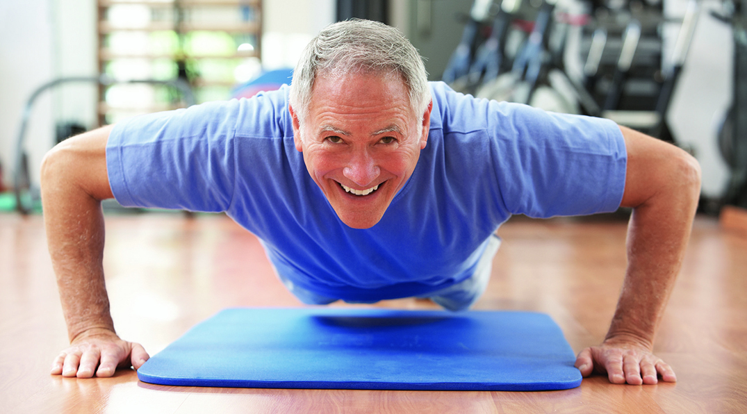 Exercising for seniors