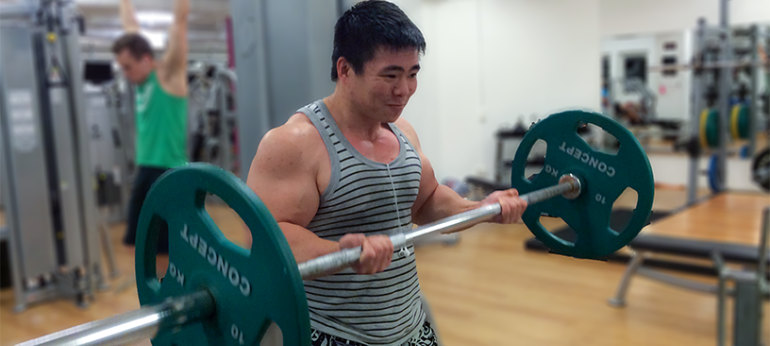Training arms